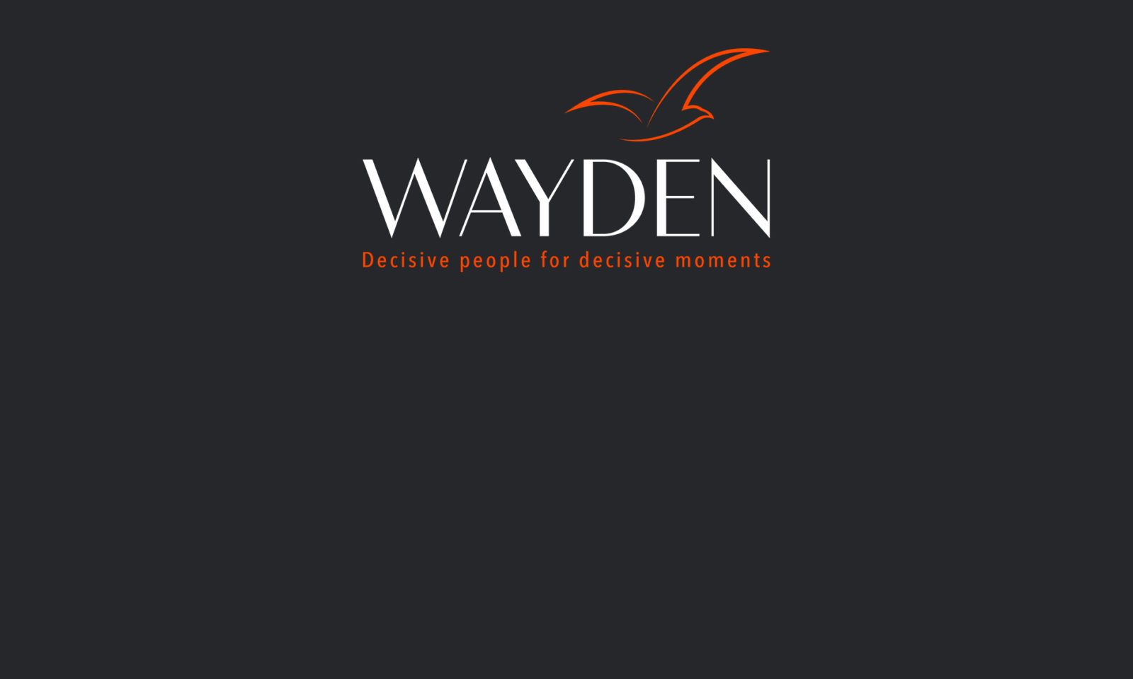 The right manager for you | Wayden